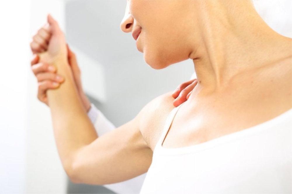 Inneklemming eller «impingement» i skulderen er en samlebetegnelse for flere årsaksmekanismer som kan føre til skuldersmerter.