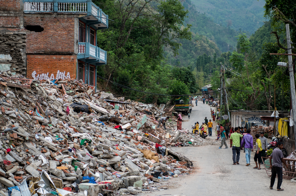 Another look at the devastation in Sindhupalchok.
