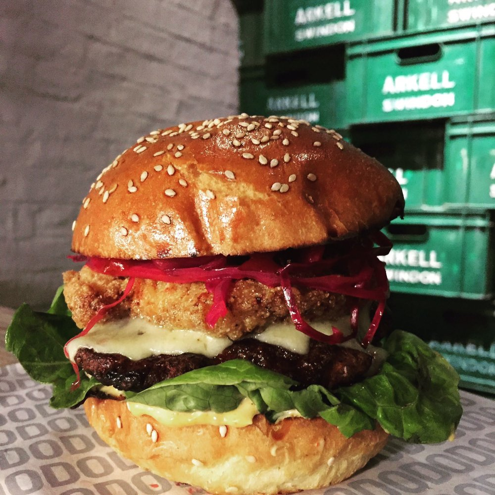 Get your mouth around the McCluckmas this Christmas.