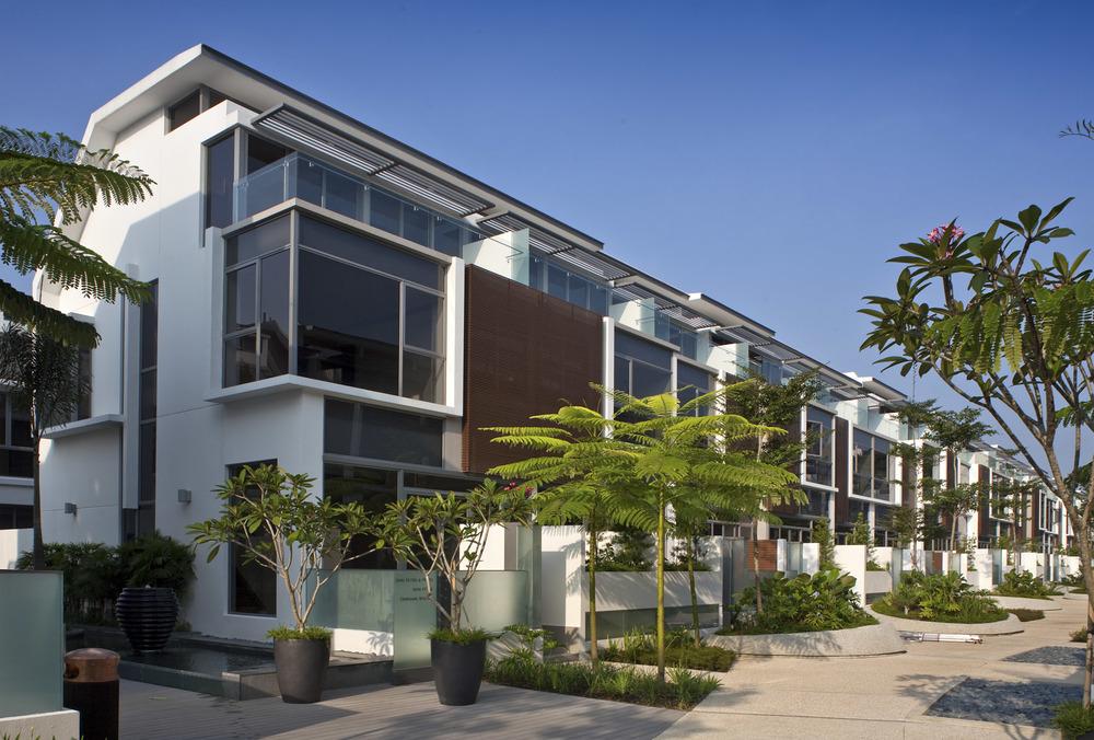 Hillcrest Villa Exterior 5