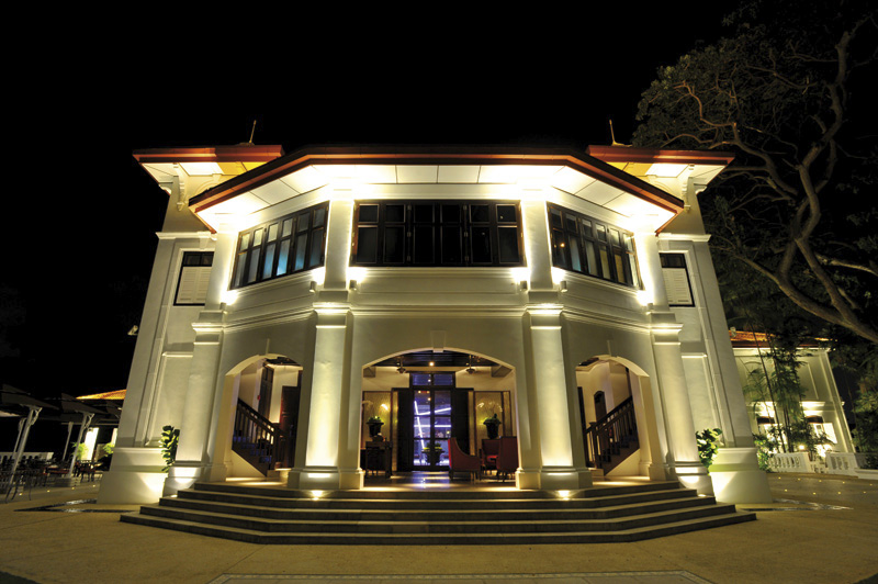 Alkaff Mansion Exterior 3