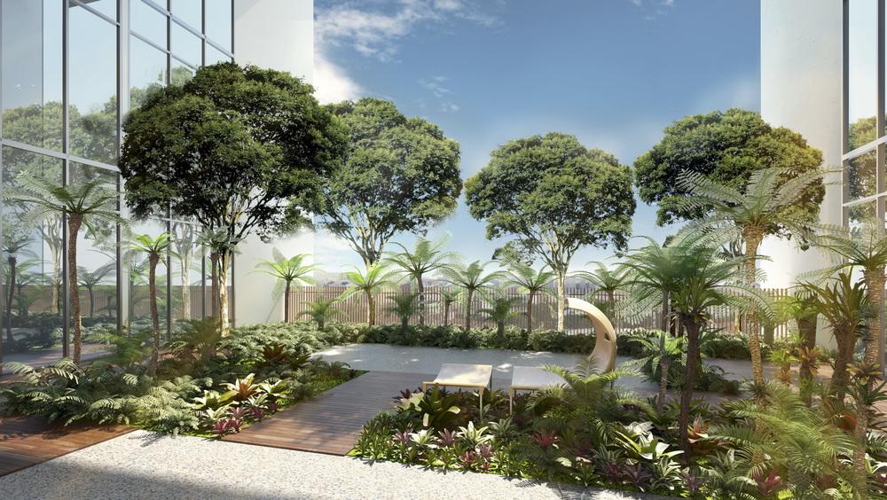 Tre Residences Exterior 4 Sky Garden