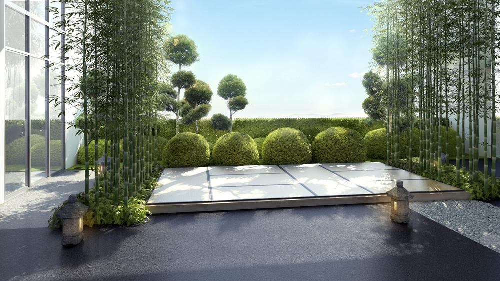 Tre Residences Exterior 5 Sky Garden