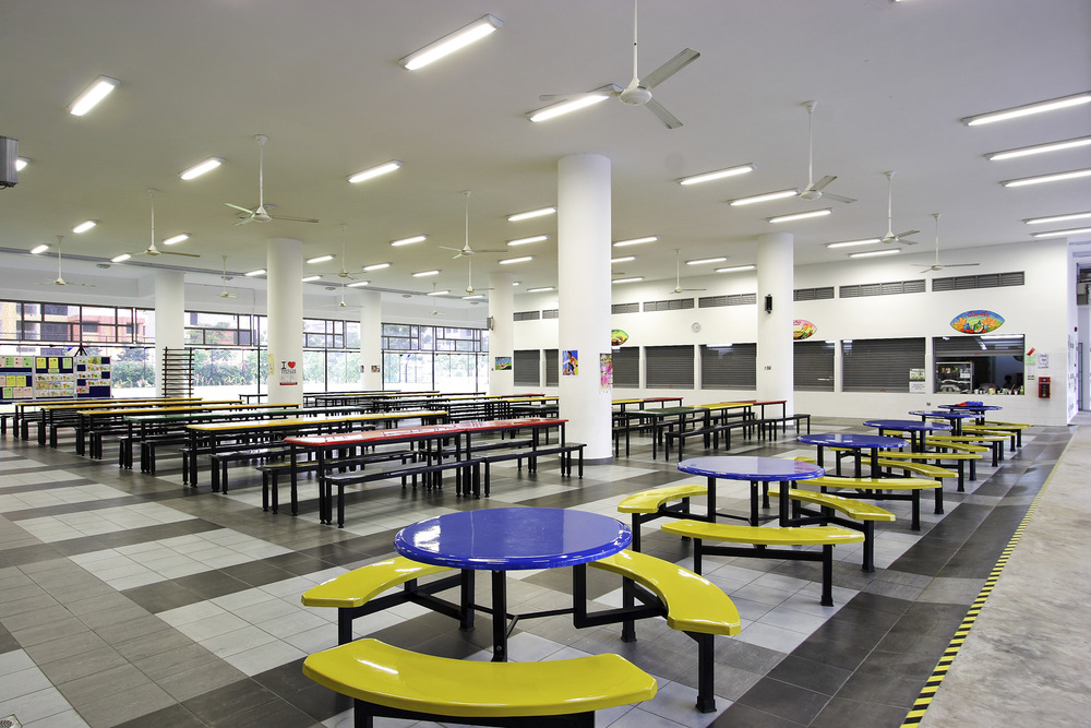 Anchor Green Primary School Interior 3
