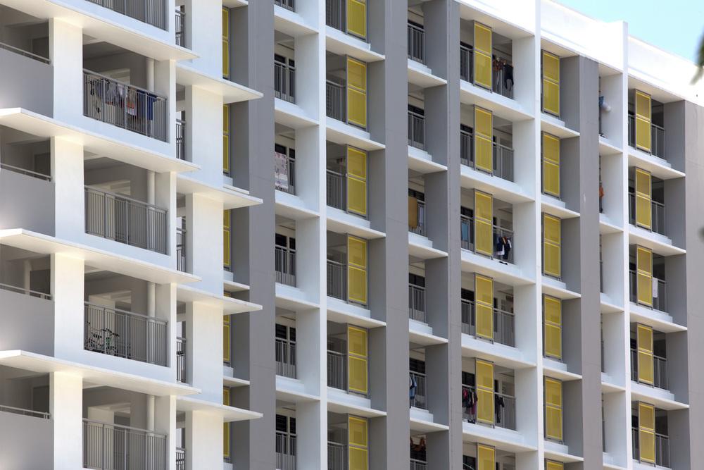 HDB Tampines Ria Exterior 8 Facade