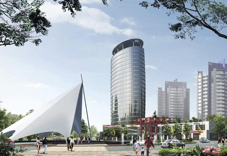 Huang Shi Hai Exterior 5