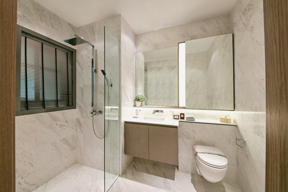 Sturdee Residence Interior 2 Bathroom