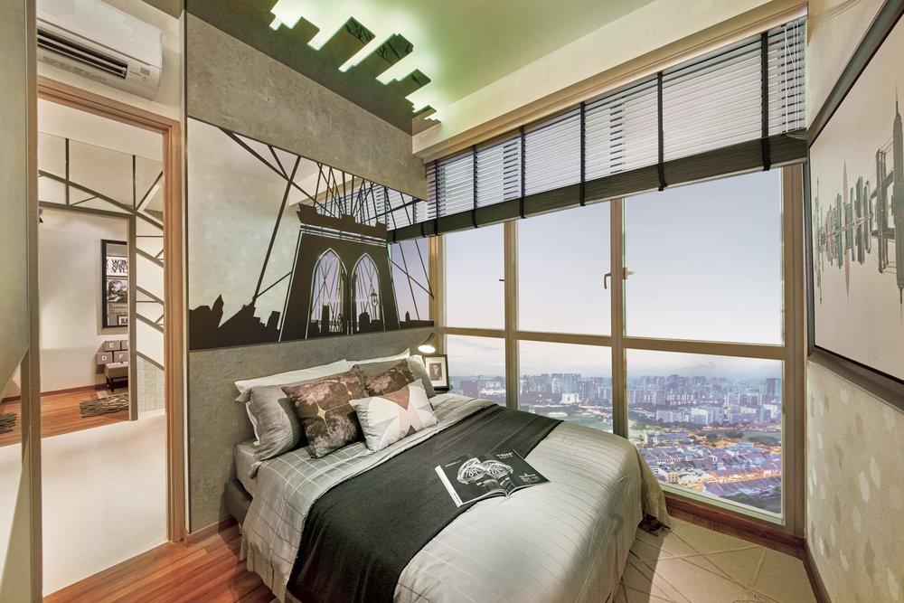 Sturdee Residence Interior 3 Bedroom