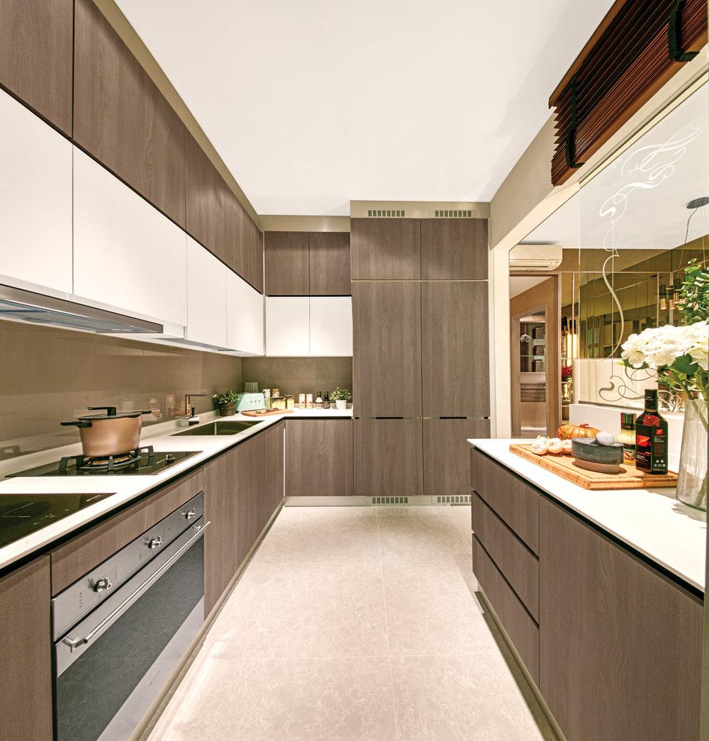 Sturdee Residence Interior 4 Kitchen