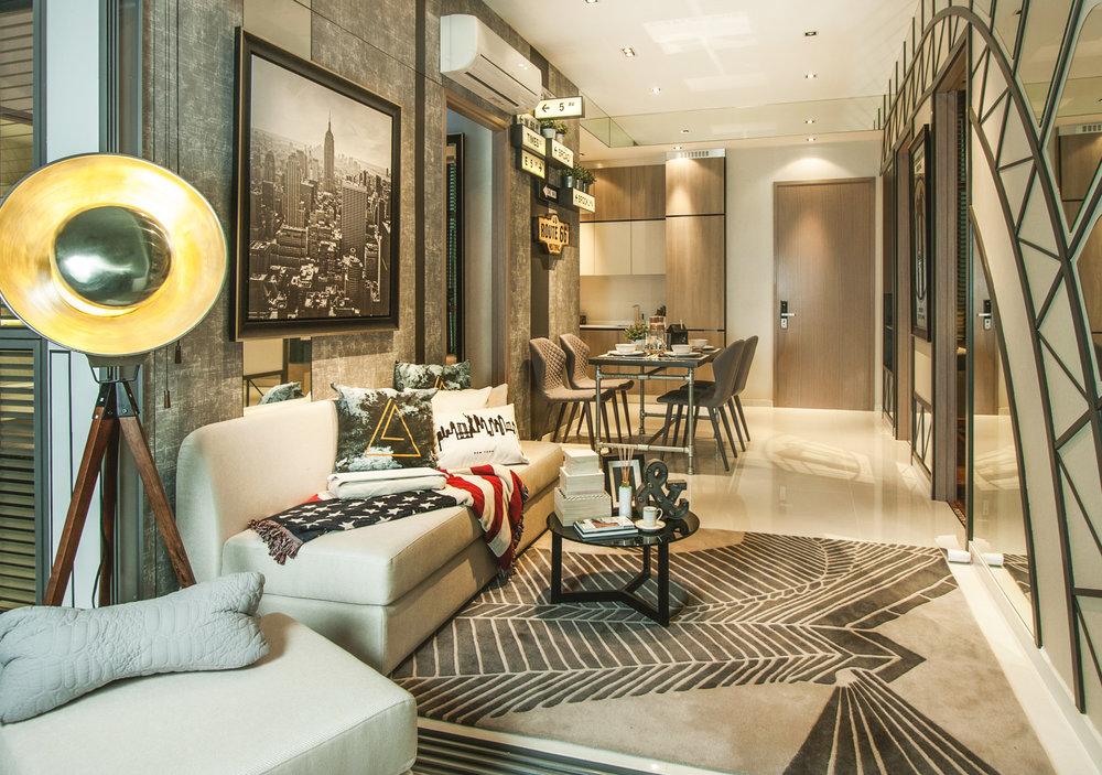 Sturdee Residence Interior 6 Living
