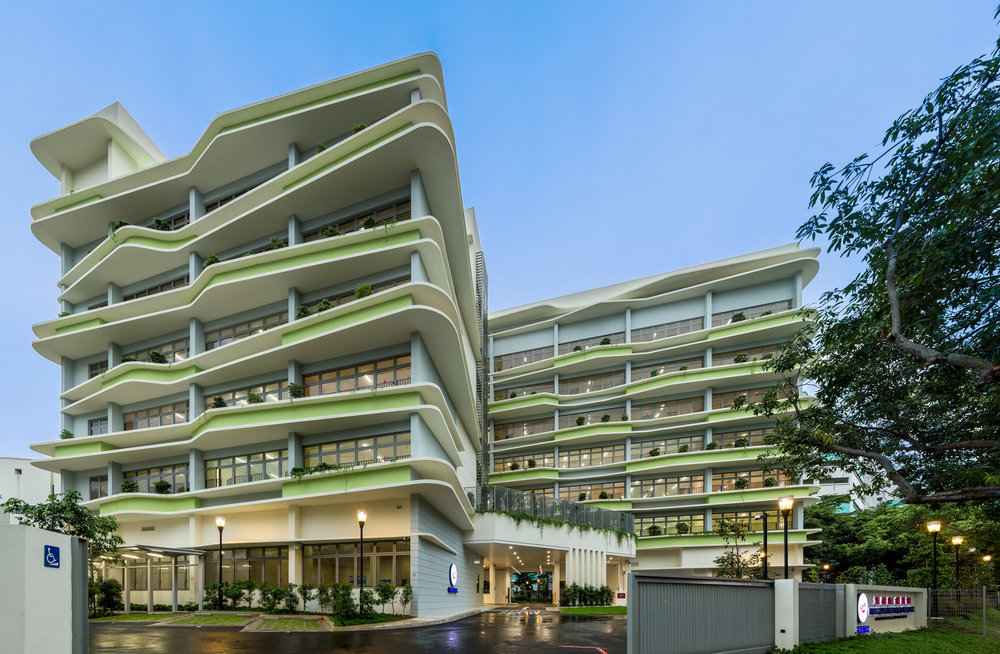 Thye Hua Kwan Nursing Home Exterior 1