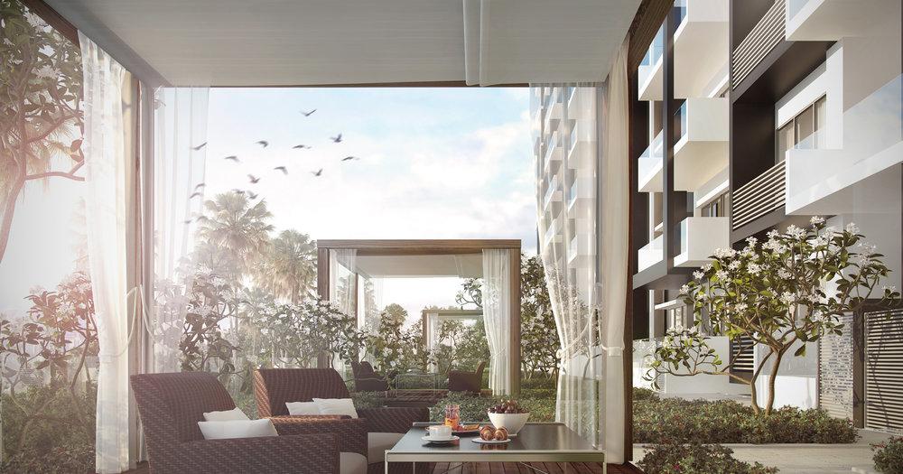 Axis Residences Cabana 2