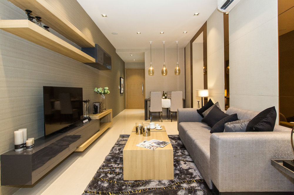Axis Residences Interior 1