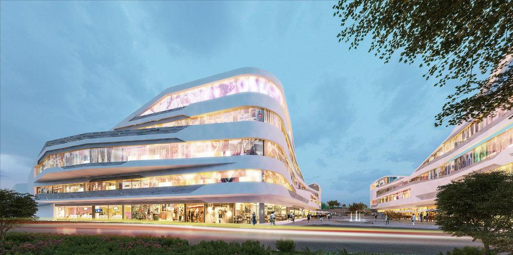 Johor Mixed Development Exterior 2