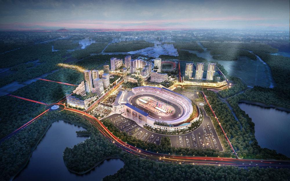 Perak Urban Planning Exterior 1