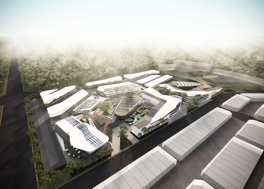 Johor Mixed Development Exterior 1