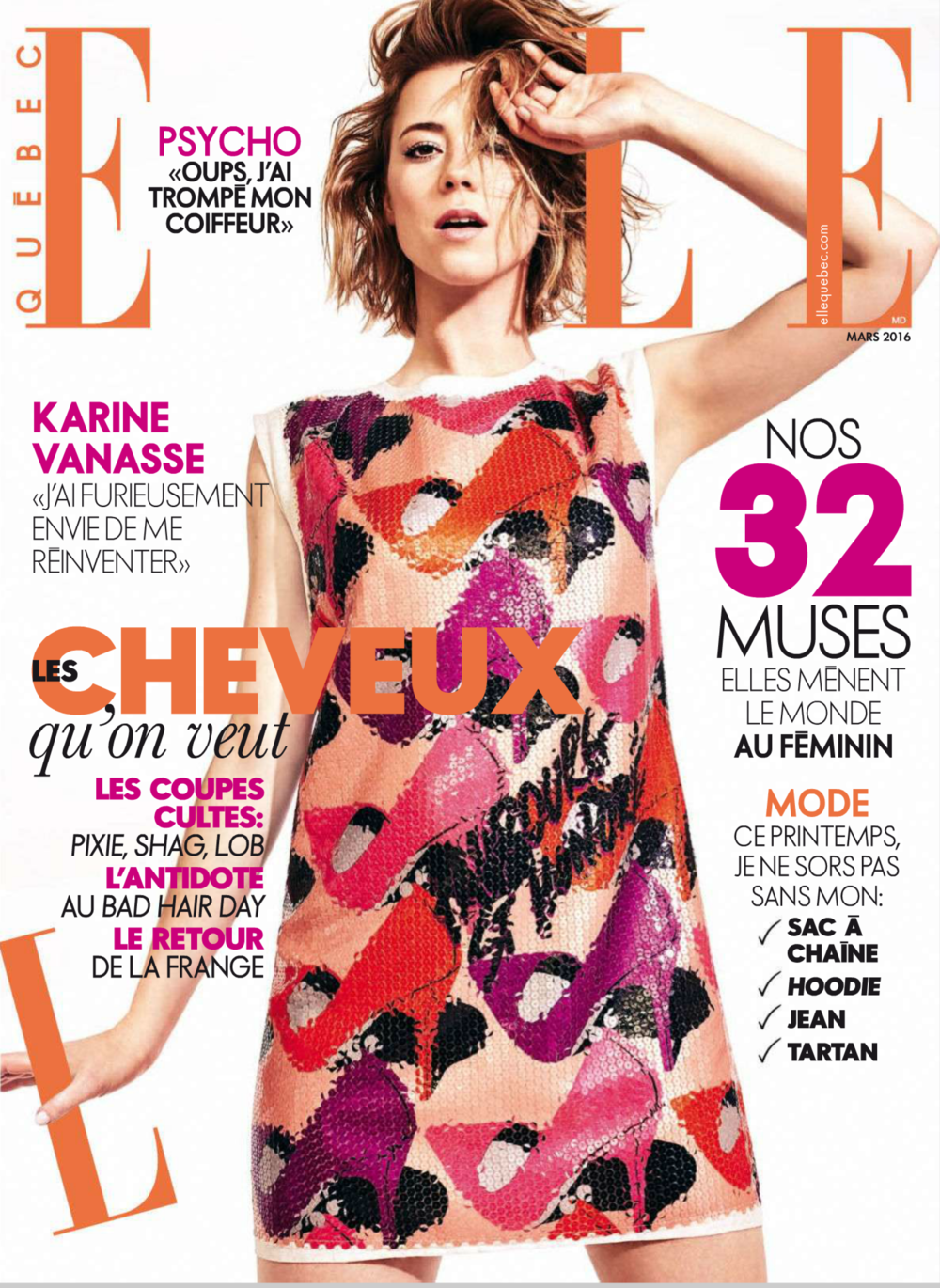 Elle Quebec Cover Story March 2016_1