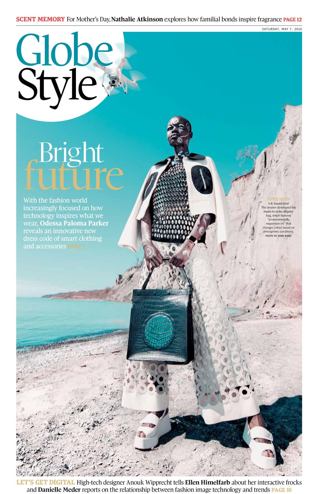 Globe Style May 2016 READ MORE