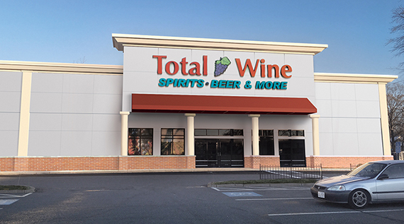 Tasting event at Total Wine Shrewsbury 4-6PM July 14th