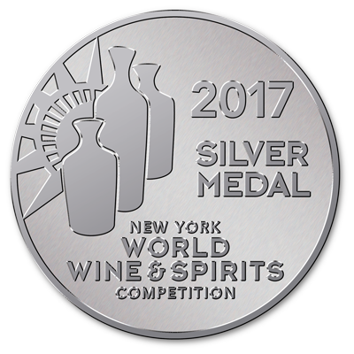 Oysterville Vodka is proud to announce we have received The 2017 Silver Medal from The New York World Wine & Spirits Competition!!