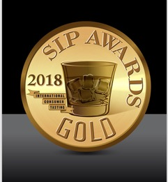 Oysterville Vodka is proud to announce we have received The 2018 Gold Medal from The Sip Awards Competition!!