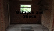 Garage & Shed Clearance