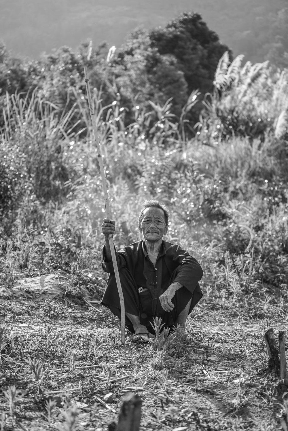 Shaman.San Udom, Laos