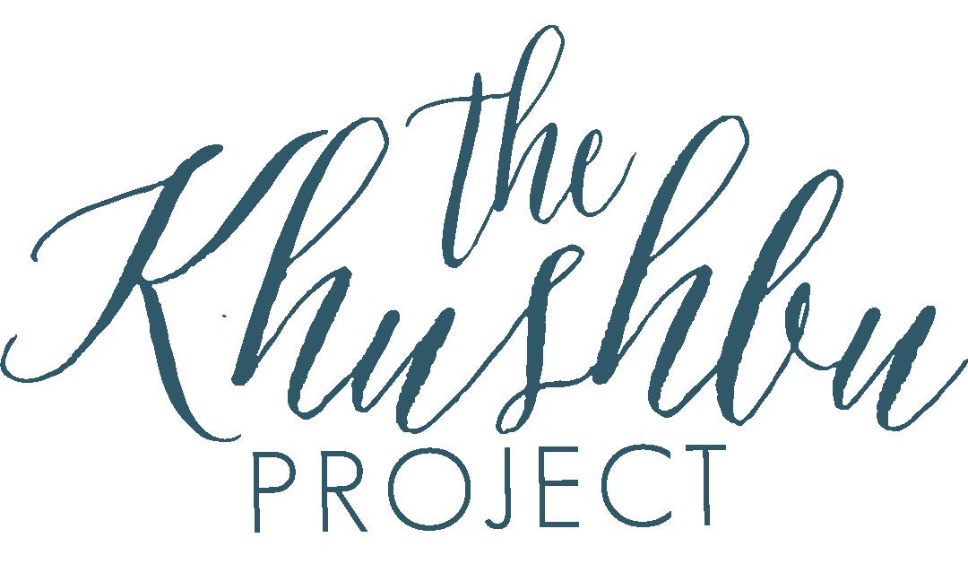 Khushboo Name Logo