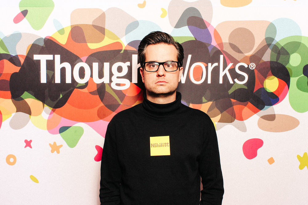 Mike Biggs, Design Innovation Consultant at Thoughtworks