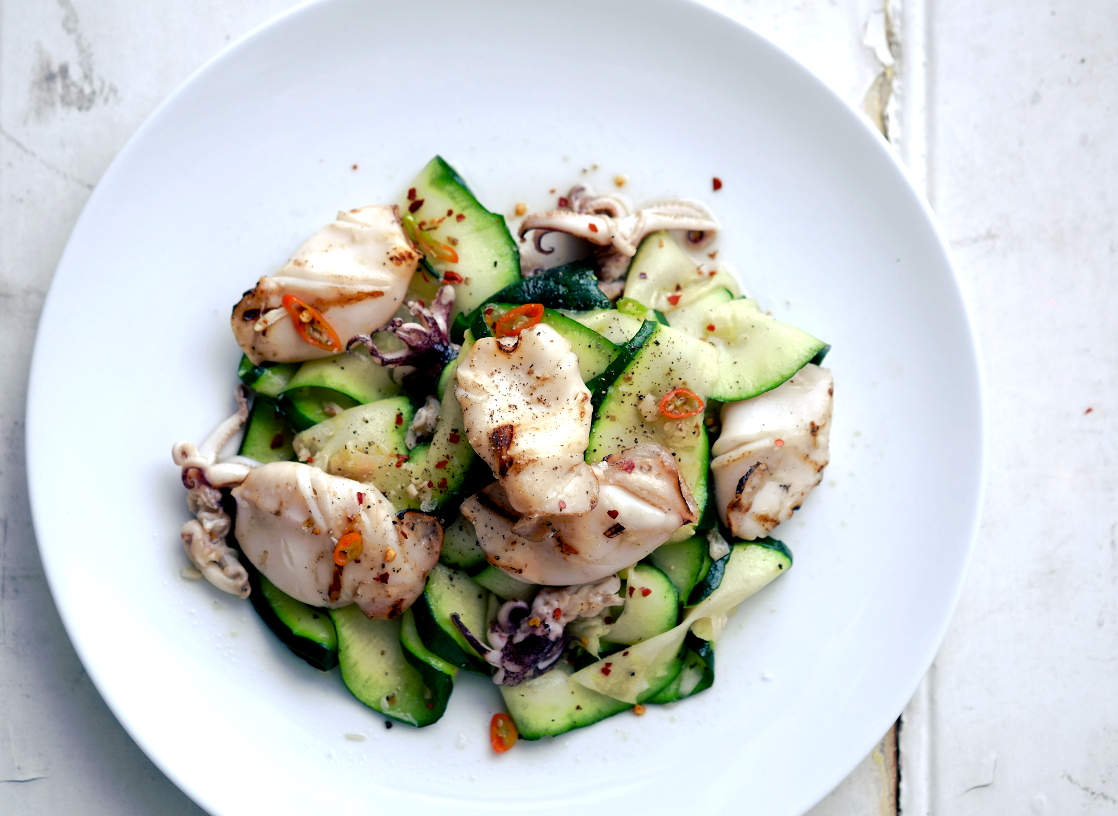 squid-with-courgette-ribbons-2