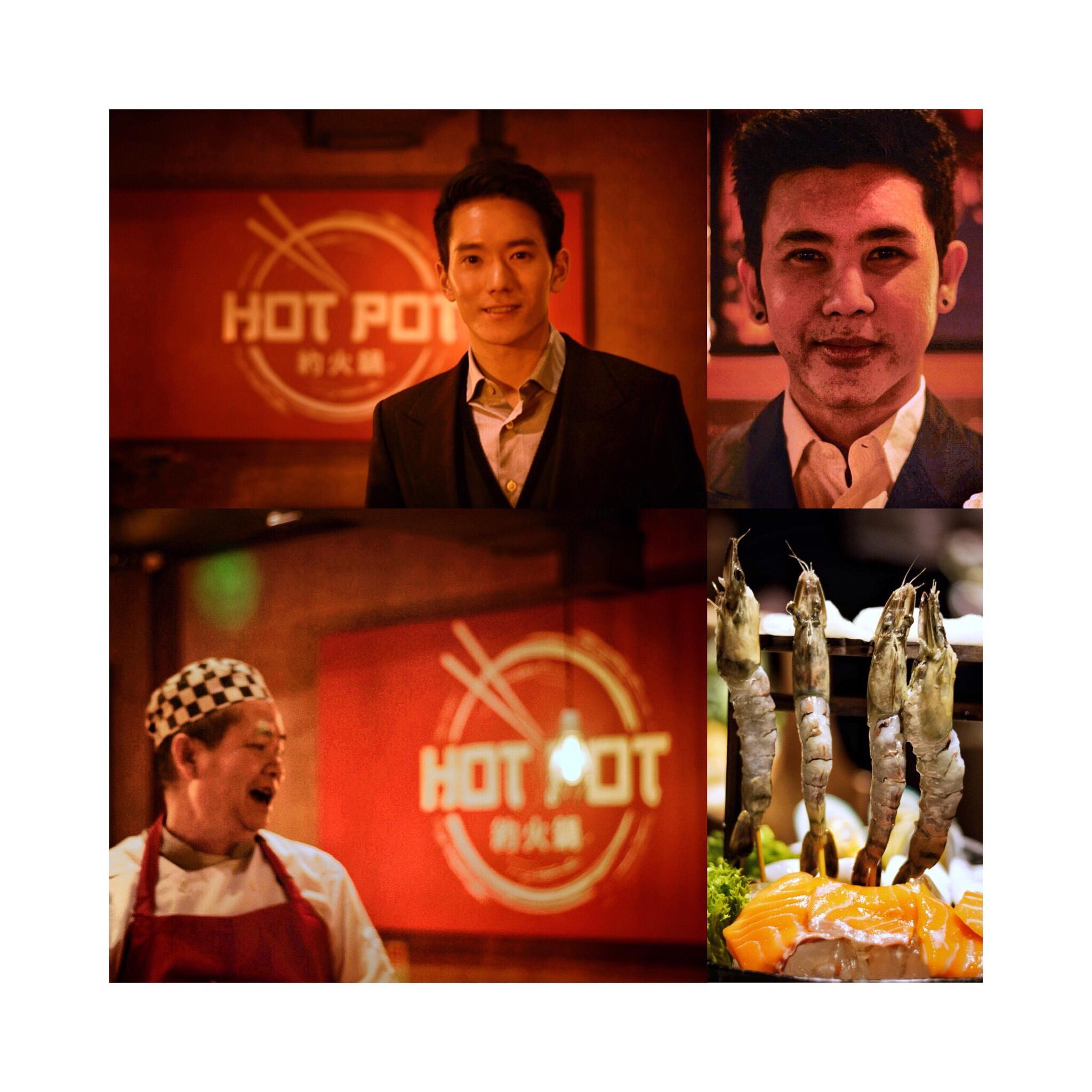 The Hot Pot lot