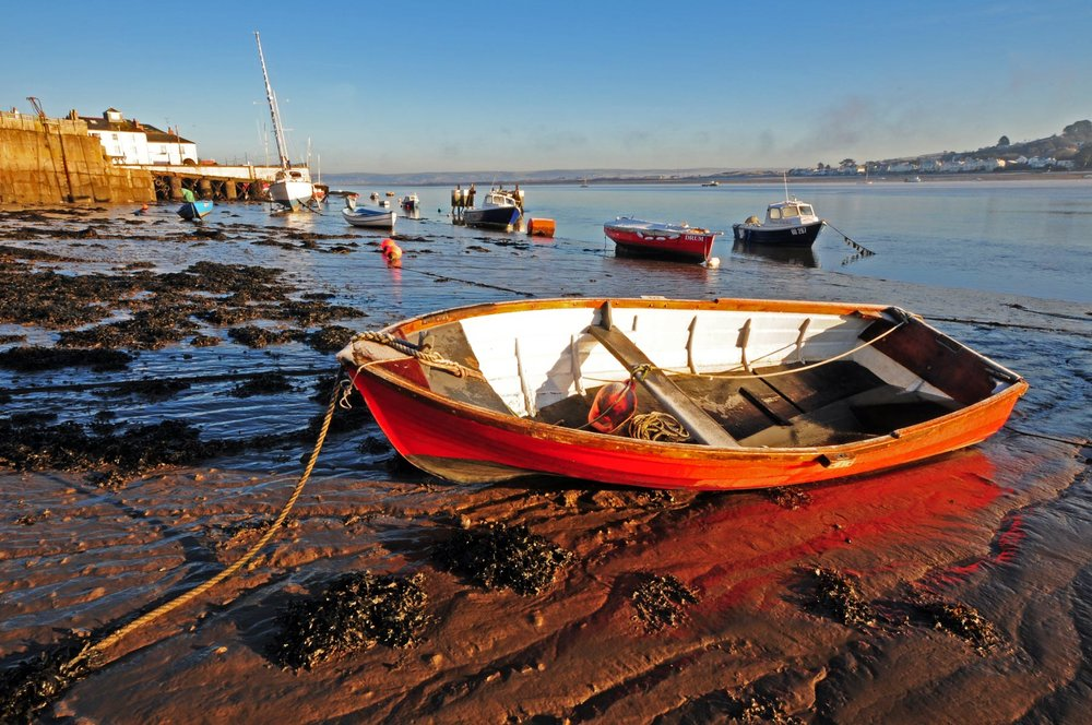 Rowing Boat, Appledore copy.JPG