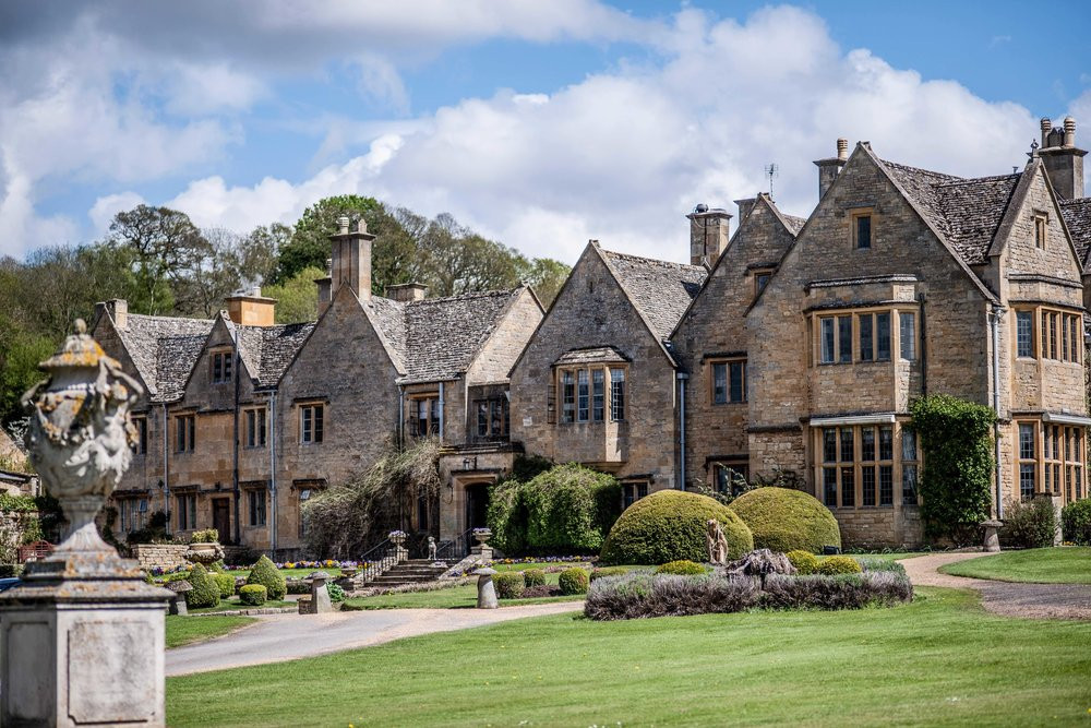 Buckland Manor Hotel - Goldeneye Guides