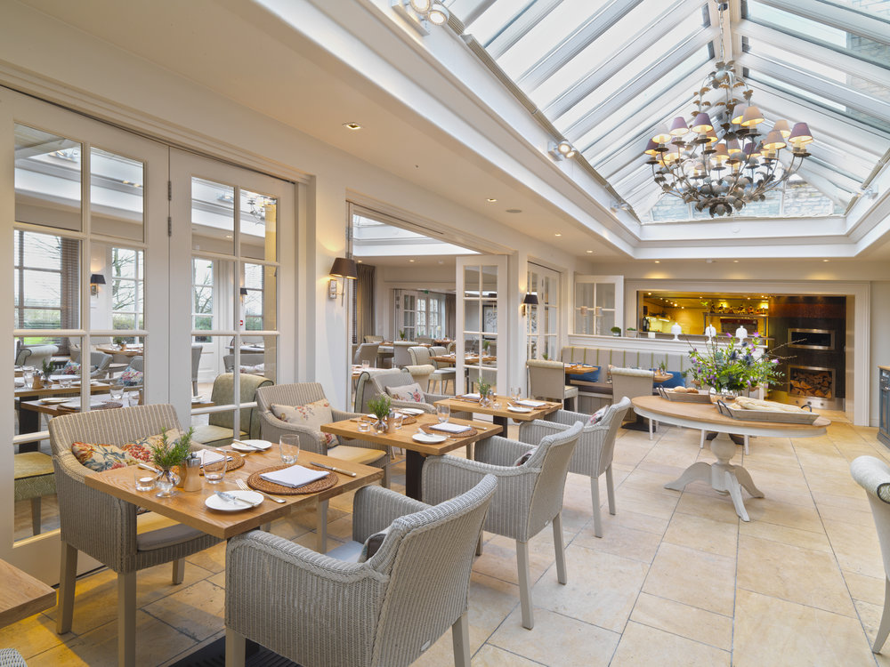 conservatory restaurant at Calcot.jpg