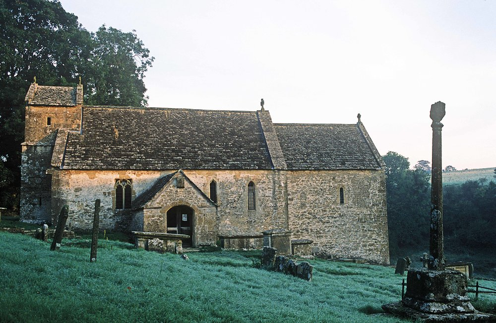 Duntisbourne Rouse Church, Gloucs., England.jpg