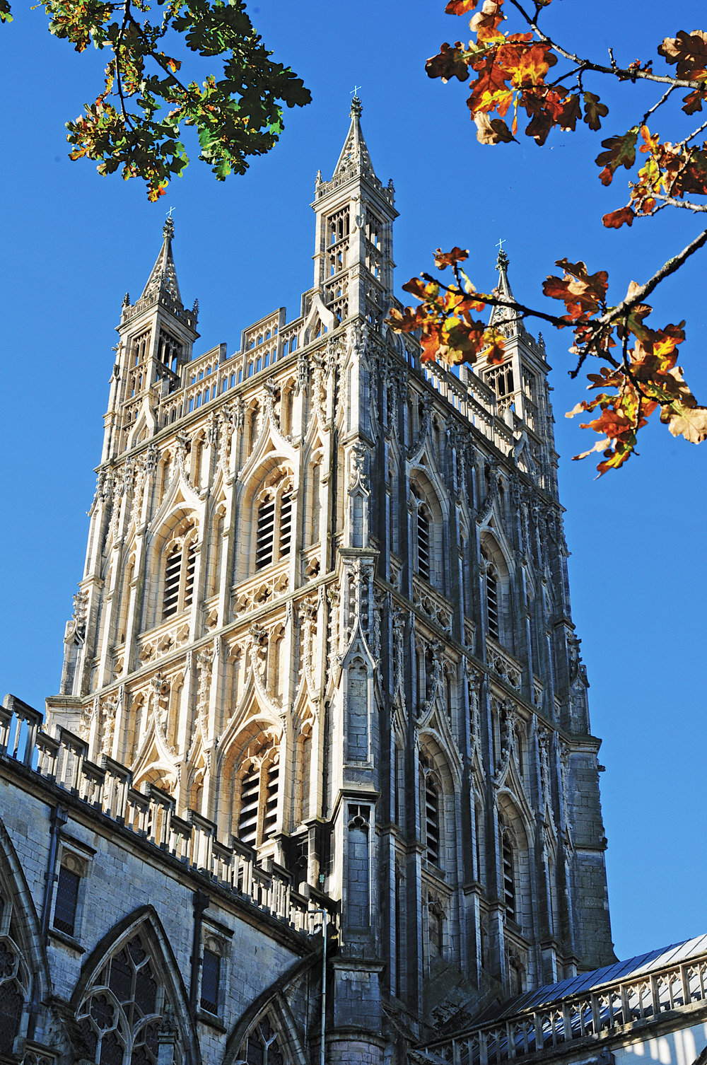 Gloucester Cathedral -