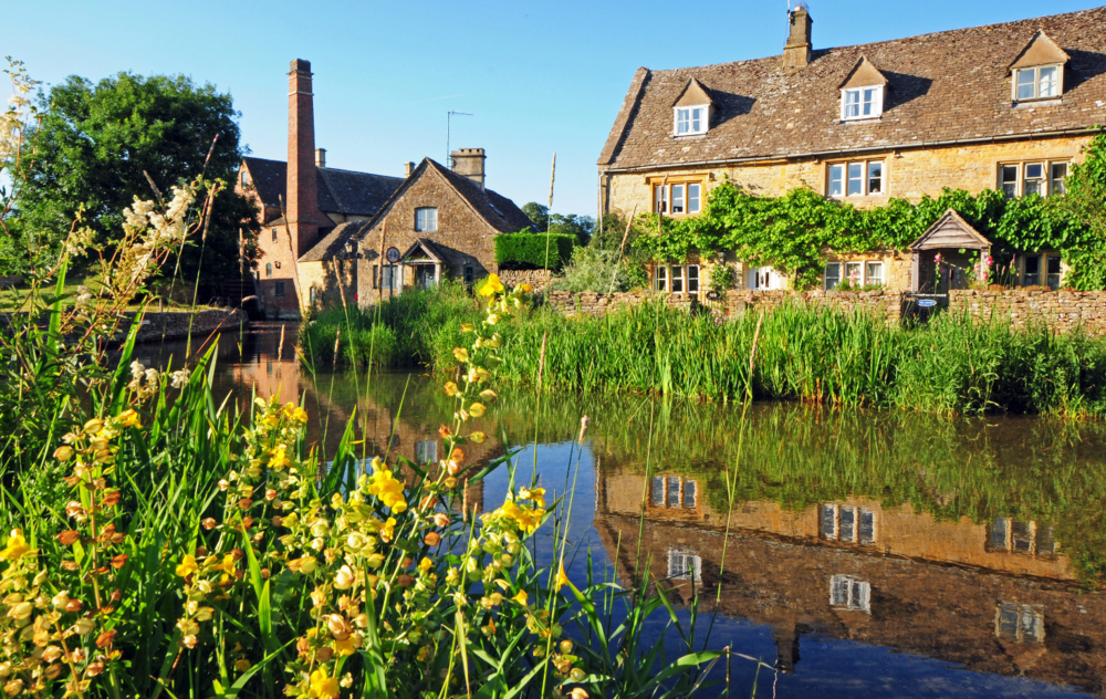 Upper & Lower Slaughter -