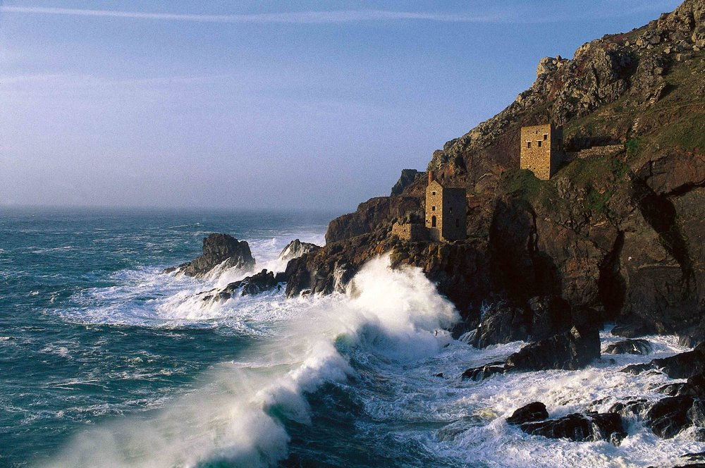 Botallack Engine Houses -