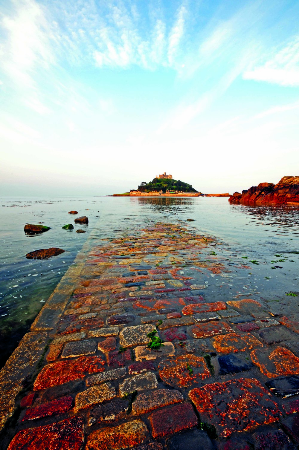 St Michael's Mount -