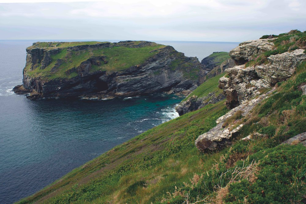 1. Tintagel Castle from Coastpath copy 2.jpg