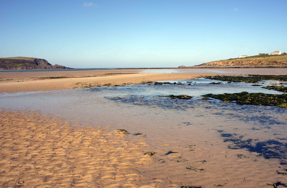 Deserted Beach, Daymer Bay.jpg