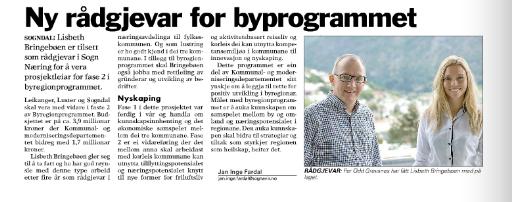 Sogn Avis 30.09.2015