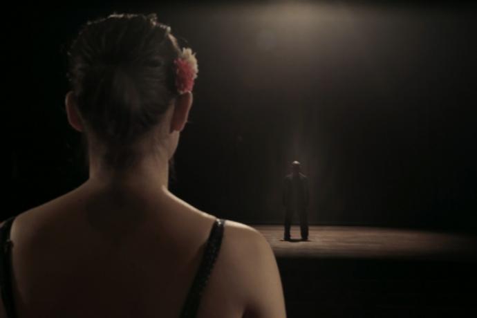 Still of 'The Whisperer' by Oscar Santillan