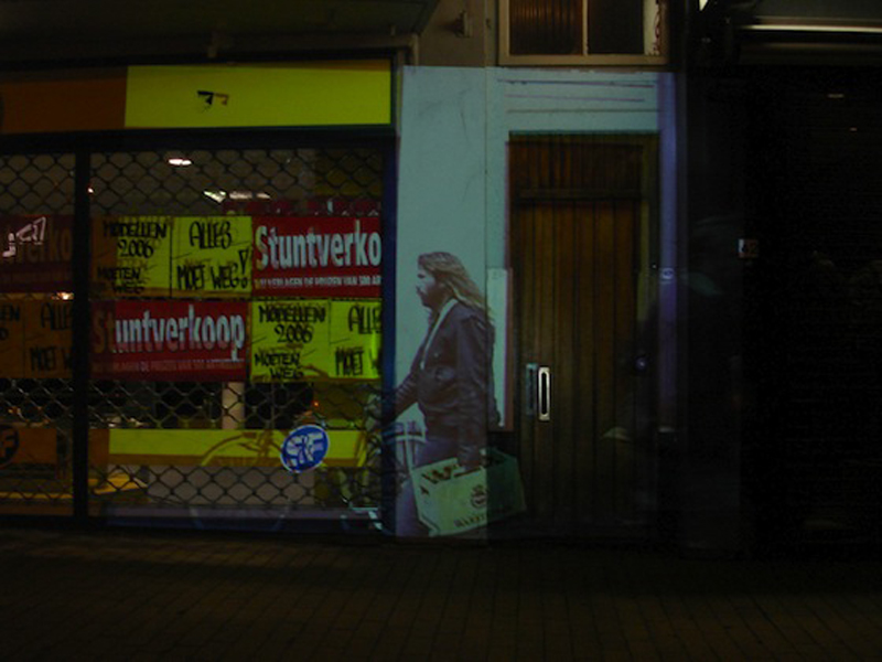 'COPY/PAST/Streetlevel', 2006, Groningen