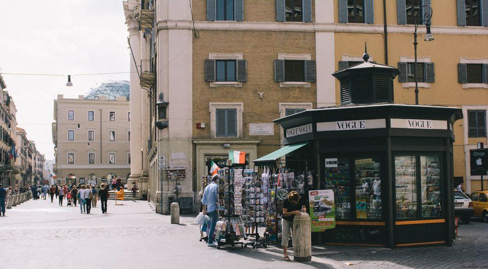 ROMA - Kiosk
