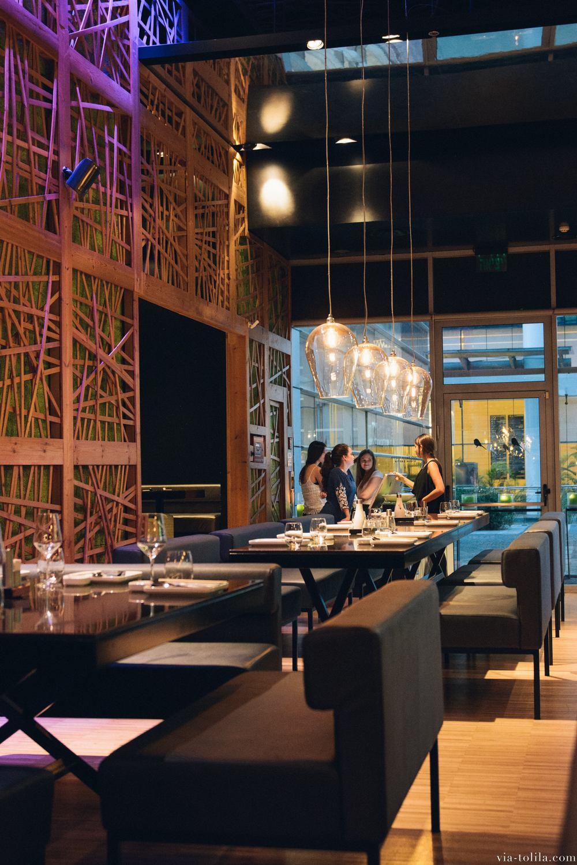 Zepra restaurant Tel Aviv