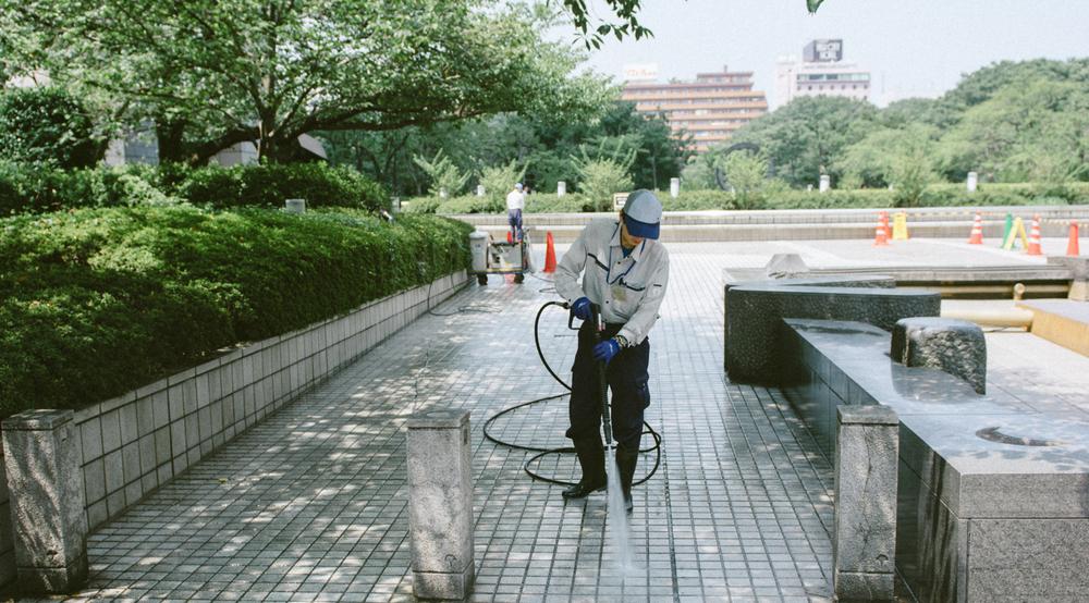 JAPAN - TOKYO STREETS