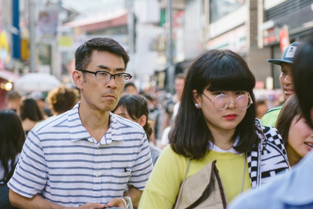 JAPAN - TOKYO - HARAJUKU