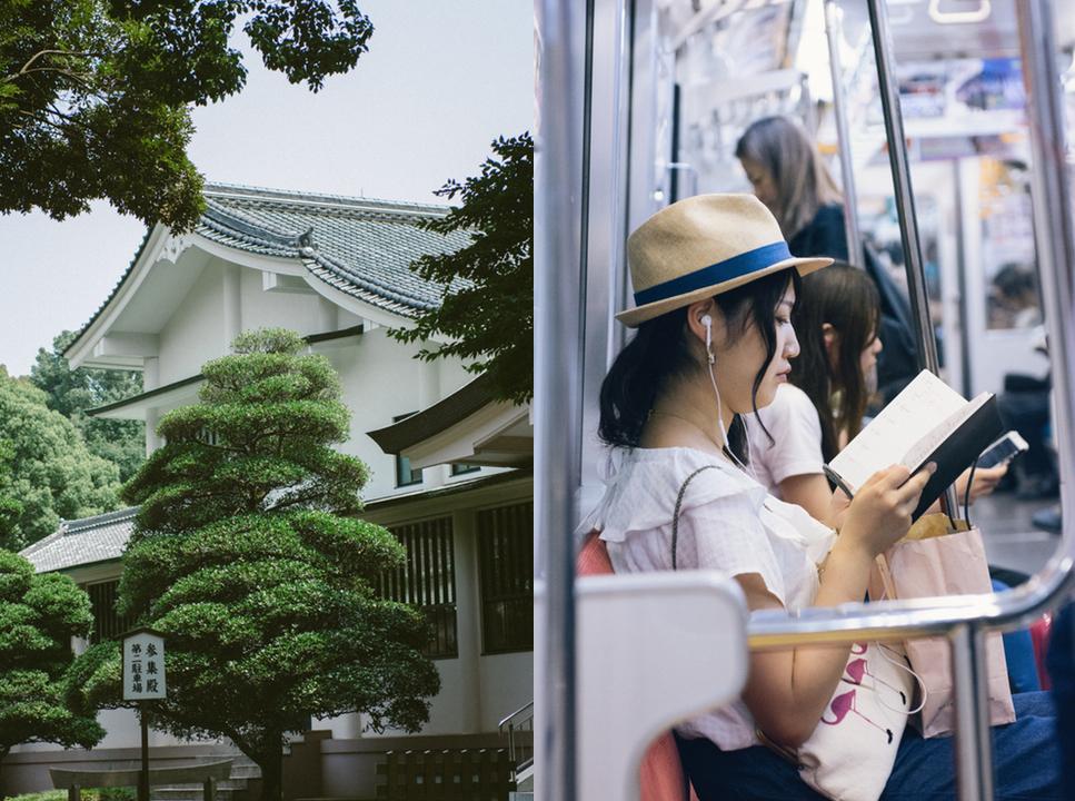 JAPAN - TOKYO - SUBWAY