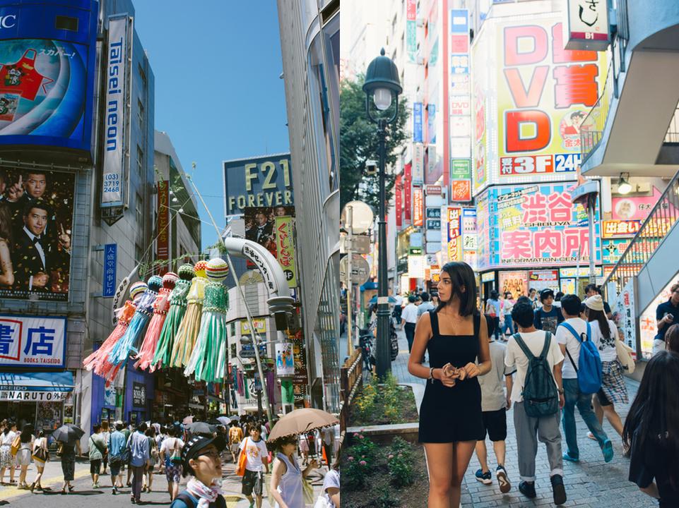 JAPAN - TOKYO - SHIBUYA